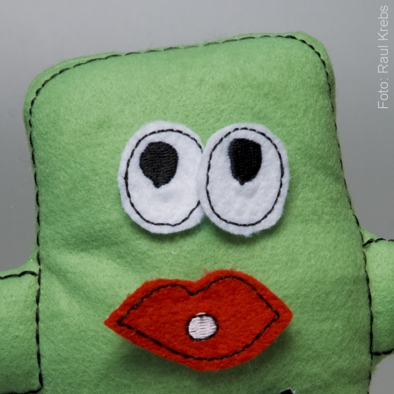 Moody Toy Art