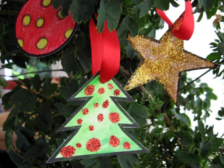 Sisper Enfeites de Natal