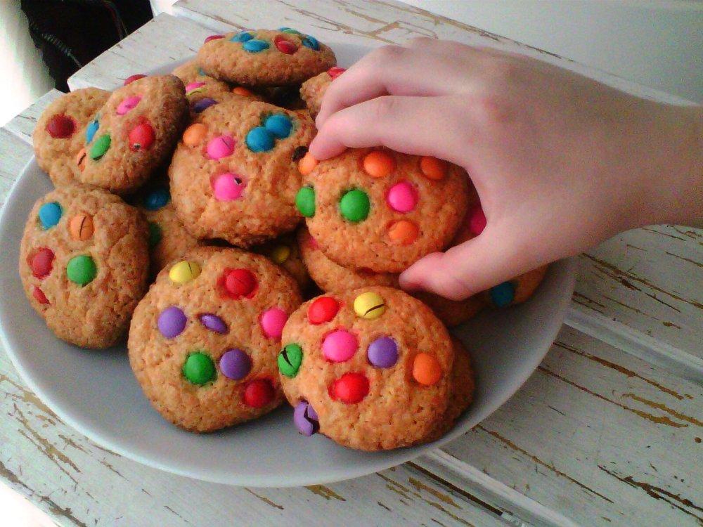 Cookies Sisper Fáceis!